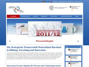 Deutsch-Russisches Wissenschaftsjahr