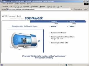Boehringer Werkzeugmaschinen