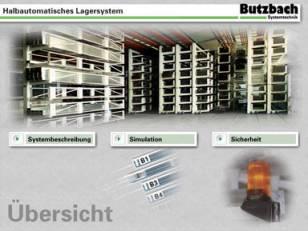 Produkteinführung Lagersystem Butzbach GmbH