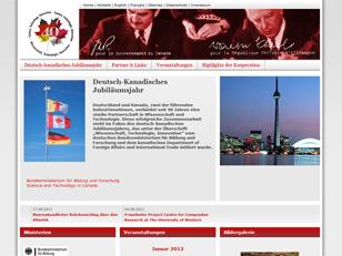 Deutsch-Kanadisches Jubiläumsjahr