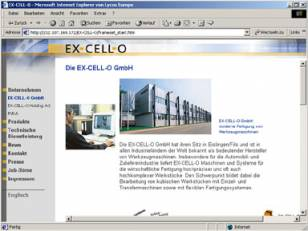 EX-CELL-O GmbH