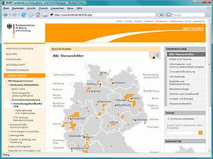 Innovations- und Technikanalyse auf www.bmbf.de