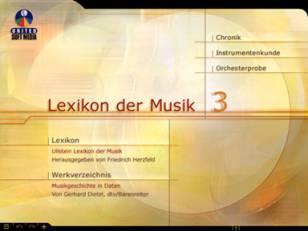 Lexikon der Musik