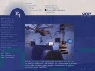 CD-ROM Produktpräsentation Storz