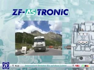 ZF Friedrichshafen - Produktpräsentation ZF-AS Tronic